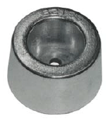 Fittings: anodes