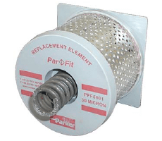 Gas engines filters