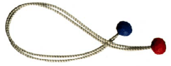 Ropes-Sail fasteners